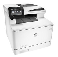 HP Color LaserJet Pro MFP M477fnw toner