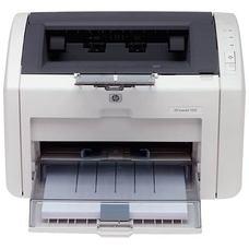 HP LaserJet 1022N toner