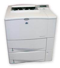 HP LaserJet 4100DTN toner