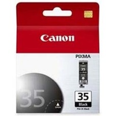 Eredeti Canon PGI-35BK fekete patron