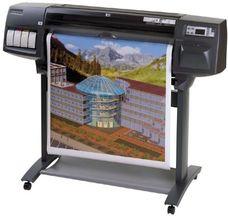 HP Designjet 1055cm patron