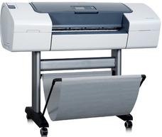 HP Designjet T610 patron