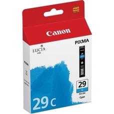 Eredeti Canon PGI-29C ciánkék patron