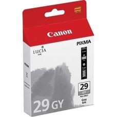 Eredeti Canon PGI-29GY szürke patron