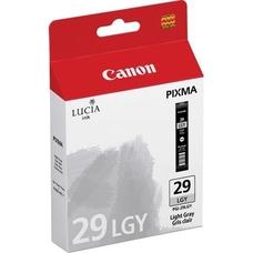 Eredeti Canon PGI-29LGY világos szürke patron