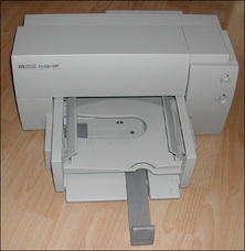 HP Deskjet 600 patron
