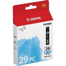 Eredeti Canon PGI-29PC foto-cián patron