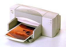HP Deskjet 880C patron