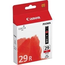 Eredeti Canon PGI-29R piros patron