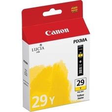 Eredeti Canon PGI-29Y sárga patron