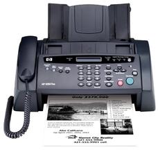 HP Fax 1050 patron