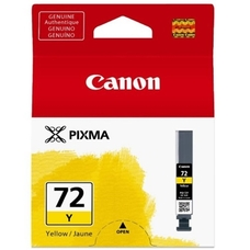 Eredeti Canon PGI-72Y sárga patron
