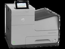 HP Officejet Enterprise Color X555dn patron