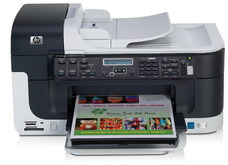 HP Officejet J6480 patron