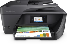 HP Officejet Pro 6960 All-in-One patron