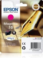 Eredeti Epson 16 magenta patron