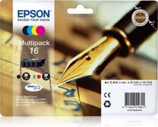 Eredeti Epson 16 multipack (négy színű)