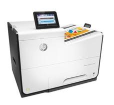 HP PageWide Enterprise Color 556dn patron