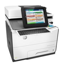 HP Enterprise Color Flow MFP 586z patron