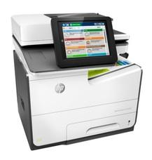 HP PageWide Enterprise Color MFP 586f patron
