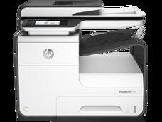 HP PageWide Pro 377dw patron