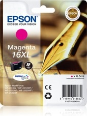 Eredeti Epson 16XL magenta patron