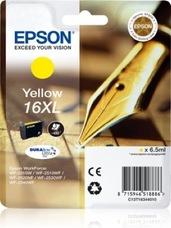 Eredeti Epson 16XL sárga patron