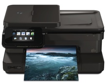 HP Photosmart 7520 e-All-in-One patron