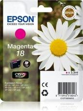 Eredeti Epson 18 magenta patron