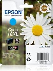 Eredeti Epson 18 XL ciánkék patron