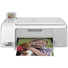 HP Photosmart C4140 patron