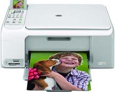 HP Photosmart C4180 patron