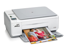 HP Photosmart C4348 patron