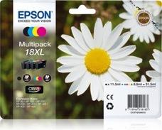 Eredeti Epson 18 XL multipack (négy színű)