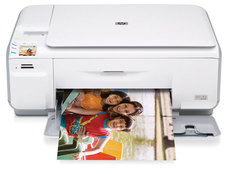 HP Photosmart C4472 patron
