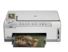HP Photosmart C5170 patron