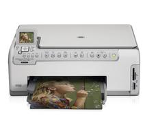 HP Photosmart C5190 patron