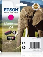 Eredeti Epson 24 magenta patron