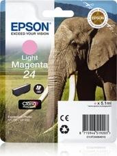 Eredeti Epson 24 világos magenta patron