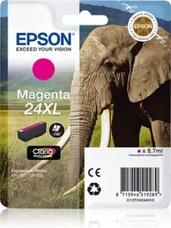 Eredeti Epson 24XL magenta patron