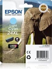 Eredeti Epson 24XL világos ciánkék patron