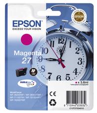 Eredeti Epson 27 magenta patron