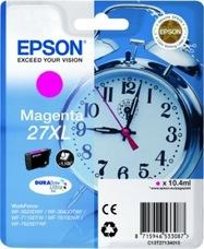 Eredeti Epson 27XL magenta patron