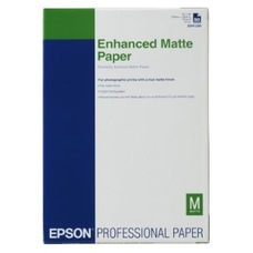 Epson Enhanced Matte Paper, A3+, 192g, 100 lap