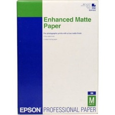 Epson Enhanced Matte Paper, A4, 192g, 250 lap