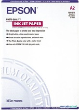 Epson Photo Quality Inkjet Paper, A2, 102g, 30 lap