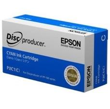 Eredeti Epson PJIC1(C) ciánkék patron