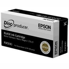 Eredeti Epson PJIC6(K) fekete patron