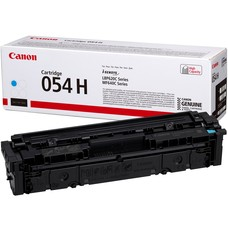 Eredeti Canon 054H ciánkék nagy kapacitású toner (CRG-054H)