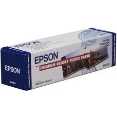 Epson Premium Glossy Photo Paper, 44col X 30,5m, 260g, teker